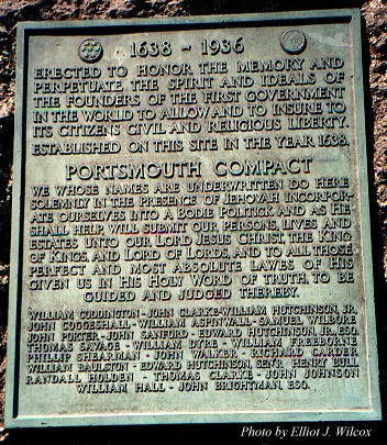 Portsmouth Compact Tablet at Founder's Brook